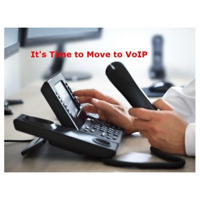 It's Time to Move to Cloud Hosted VoIP PBX Service