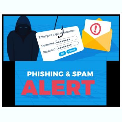SPAM ALERT: South Africa is under attack!