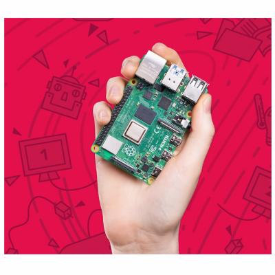 Have Fun with the Raspberry Pi 3 B+